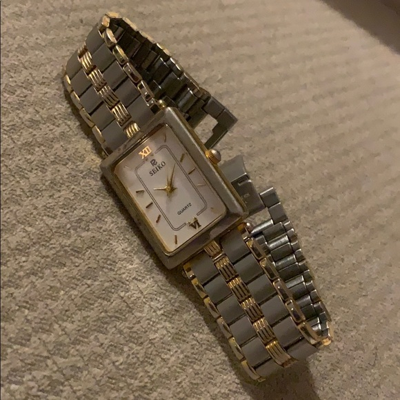 Accessories - Men/Women Seiko Vintage Watch